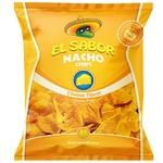 El Sabor Nacho Chips with Cheese Flavor 225g