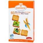 Toast Minigrill wheat 120g Portugal