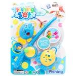Іграшка рибалка на планшетці арт. 34-A