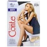 Колготи Conte Elegant жіночі City 40den р.2 Nero