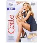 Колготы Conte Elegant женские City 40den р.4 Natural
