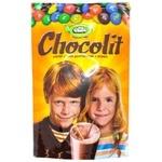 Напиток сухой растворимый с какао Elite Chocolit  в гранулах, 150г