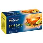 Чай чорний Messmer Earl Grey з ароматом бергамоту 1,75г*25шт