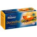 Чай Messmer Дарджилінг чорний 25шт*1.75г