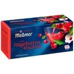 Чай фруктовий Messmer Шипшина 25шт 3г