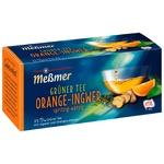 Чай зелений Messmer апельсин-імбир 1,75г*25шт
