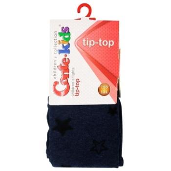 Колготки Conte-kidsTip-Top дит.р.128-134(20) 543 тем-джинс - купить, цены на СитиМаркет - фото 1