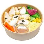 Боул The Local Food з індичкою та овочами 360г