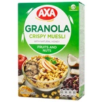 Axa Muesli with Fruits and Nuts 270g