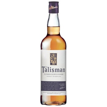 J&W Hardie Talisman Blended whisky 40% 0.7l - buy, prices for CityMarket - photo 1