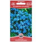 Насіння Golden Garden Квіти Незабудка Блакитна діадема 0,1г