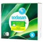 Sodasan Organic for Dishwashing Machine Tablets 25pcs 625g