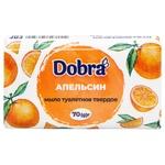Мило туалетне Dobra Апельсин 70г