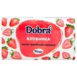 Dobra Toilet Soap Strawberry 70g