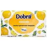 Dobra Toilet Soap Lemon 70g