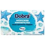 Мыло туалетное Dobra Морские минералы 70г