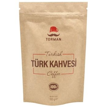 Torman Turkish Ground Coffee 100g