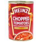 Томати Heinz різані 400г