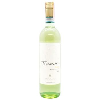 Вино Salvalai Soave DOC біле сухе 11.5% 0.75л