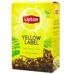 Lipton Yellow Label Black Tea 80g