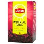 Чай чорний Lipton Imperial Park байховий листовий з аромат лісових ягід 80г