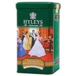Чай чорний Хейліз Англійський королівський купаж крупнолистовий 125г