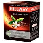 Чай черный Hillway Fine Earl Grey с бергамотом 100г