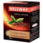 Hillway Royal Ceylon Black Tea 100g