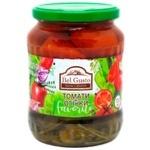 Асорті Bel Gusto томати та огірки 720мл