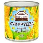 Кукуруза Bel Gusto сахарная консервированная 425мл