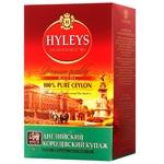 Чай Hyleys Англійський Королівський купаж 50г - купить, цены на МегаМаркет - фото 1