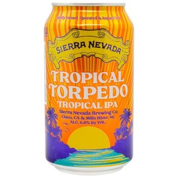 Пиво Sierra Nevada Tropical Torpedo IPA 6% 0,355л