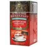 Чай Sun Gardens Английский завтрак черный 25х2г