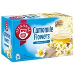 Teekanne Chamomile Flovers herbal tea 20pcs 1.5g