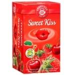 Чай фруктовый Teekanne Cладкий поцелуй 20шт 2г