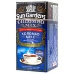 Чай Sun Gardens Коломбо Микс черный мелколистовой 25х2г
