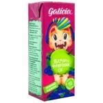 Сок Galicia яблочно-черничный 0,2л