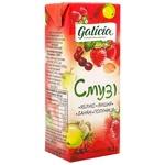 Galicia Smoothie apple-cherry-banana-strawberry juice 0,2l