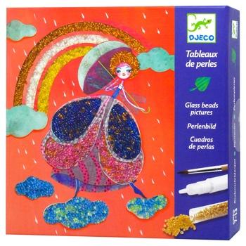 Набір для малювання блискітками Djeco Казкова країна - купить, цены на МегаМаркет - фото 1
