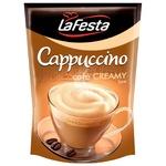 Напиток Капучино La Festa Сливочный растворимый 100г - купить, цены на ЕКО Маркет - фото 1