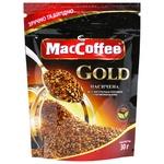 Кофе MacCoffee Gold натуральный растворимый сублимированный 30г