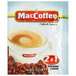 Напиток кофейный МакКофе 2в1 без сахара быстрорастворимый с экстрактом кофе в стиках 12г Сингапур