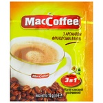 MacCoffee Drink coffee instant French vanilla 3in1 18g - buy, prices for CityMarket - photo 1