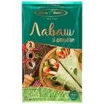 Kievkhlib Lavash with Spinach 3pcs 200g