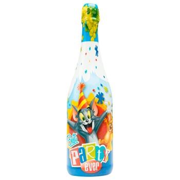 Дитяче шампанське Vitapress Tom and Jerry 0,75л