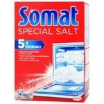 Сіль Сомат для посудомийної машини 1,5кг