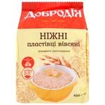Dobrodia Tender Flakes Oatmeal Instant Cooking 400g