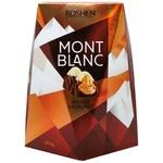 Roshen Mont Blanc Сandies with Whole Hazelnut 177g