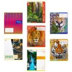 Tetrada Notebook in line 36p. assortment