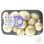 Mushrooms cup mushrooms packed 300g